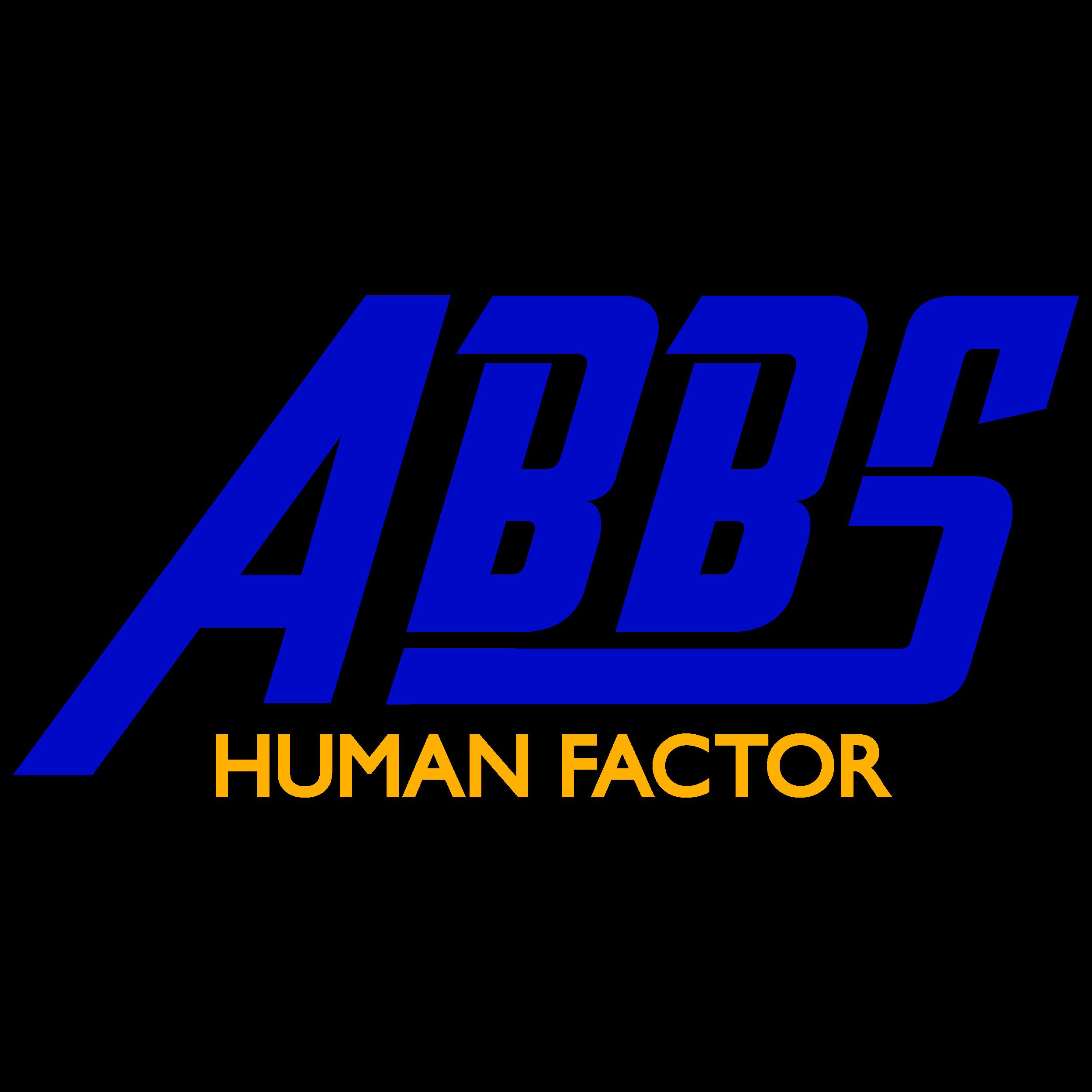 Centre ABBS Human Factor