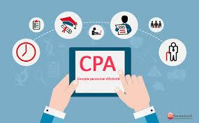 Le Compte Personnel d'Activité (CPA) bientôt en vigueur