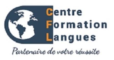 Centre de Formation Langues