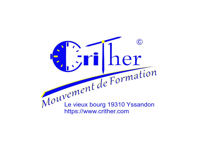 CriTher Mouvement de Formation