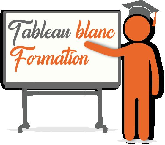 TABLEAU BLANC FORMATION