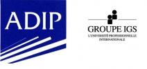 Centre de bilan ADIP - groupe IGS