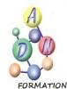 ADN FORMATION