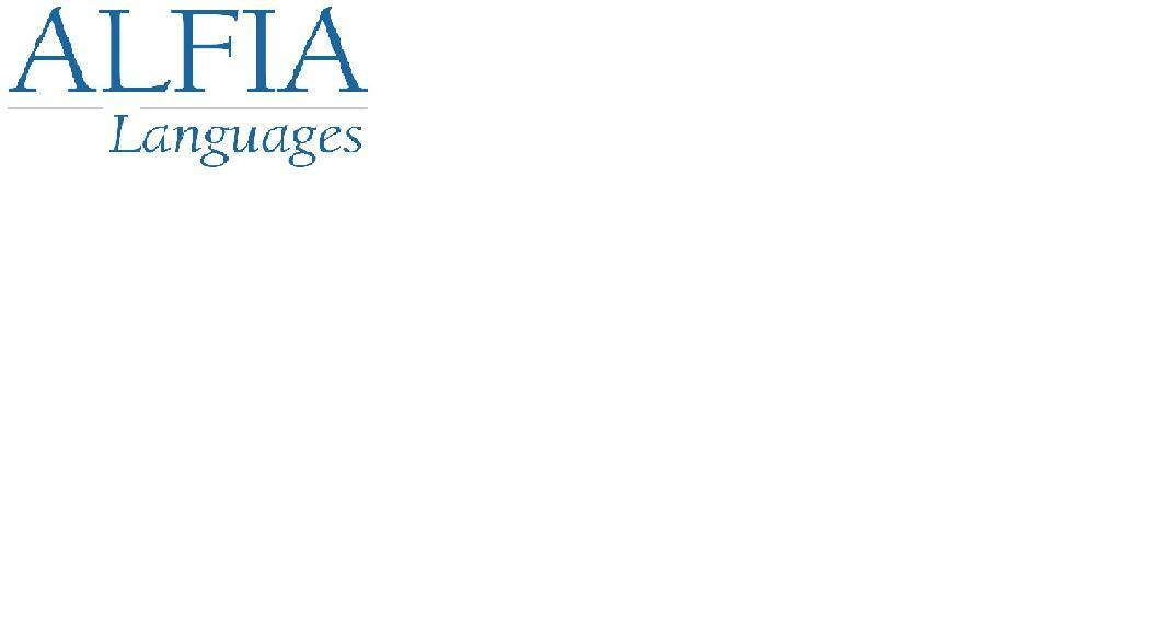 ALFIA Languages Ltd