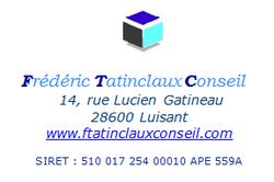 Frederic Tatinclaux Conseil