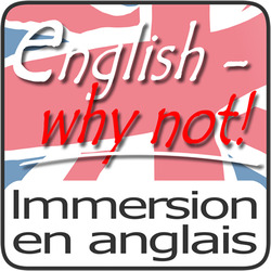 English - why not!